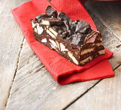 Chocolate Crunch Bars Recipe