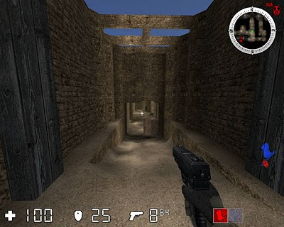Protox Simple In-Game Screenshot for AssaultCube
