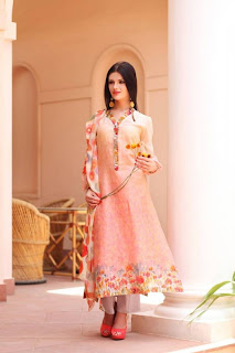 Paressa lawn 2013 Summer Prints Collection by chen one pk