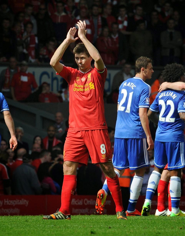 Kapten Liverpool berterima kasih kepada para suporter Liverpool