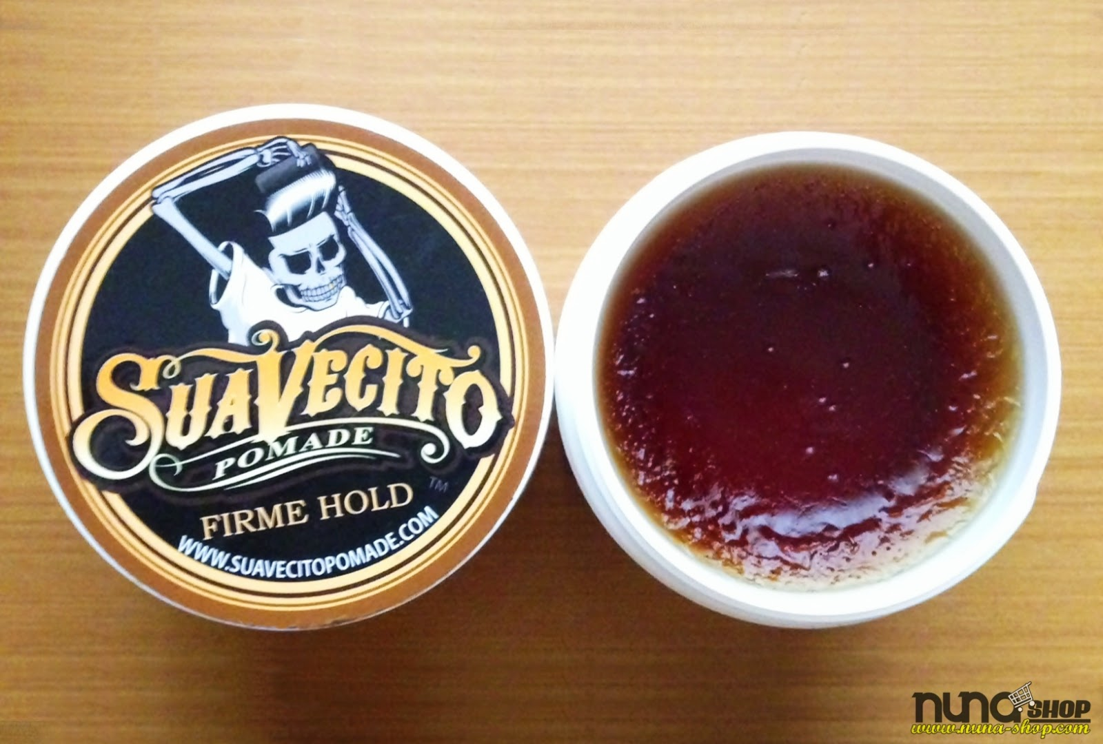 SUAVECITO Firme Hold - Pomade Shop Indonesia