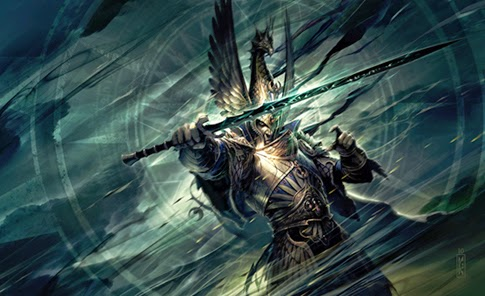 The Age of Sigmar/ The Rule of Chaos Breaks