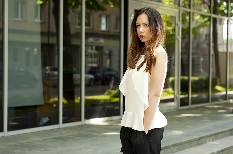prostota w modzie blog modowy