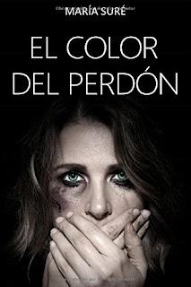 Portada del libro El color del perdón de la autora María Suré