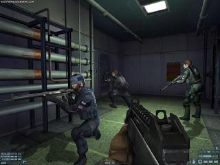 Tom clancy's rainbow six lockdown croop