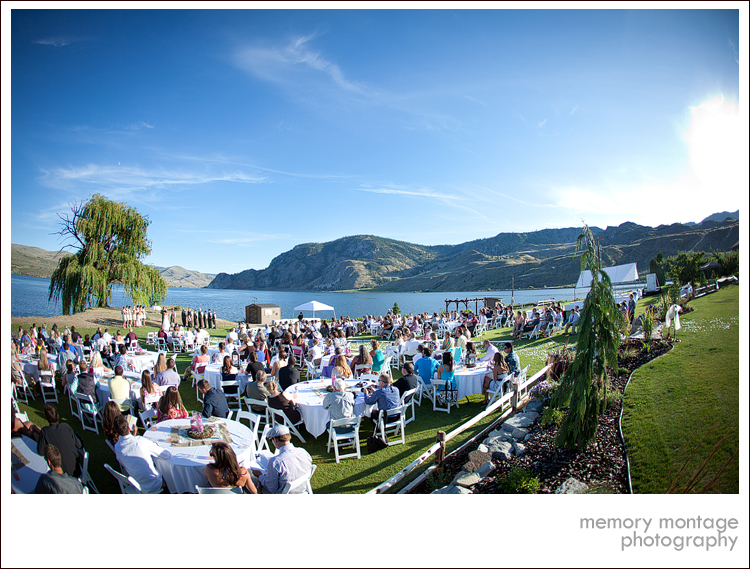 pateros chelan wedding photo