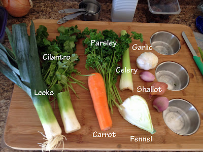 The Healing Kitchen: Homemade Vegetable Bouillon