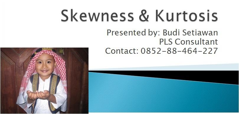 Quantitative and Statistical Methods For ManagementNo Kurtosis