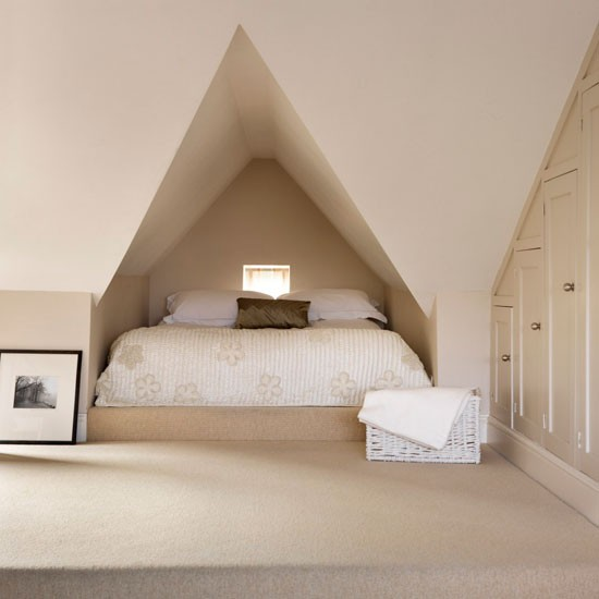 Attic works dormers 1 for Dormer bedroom designs