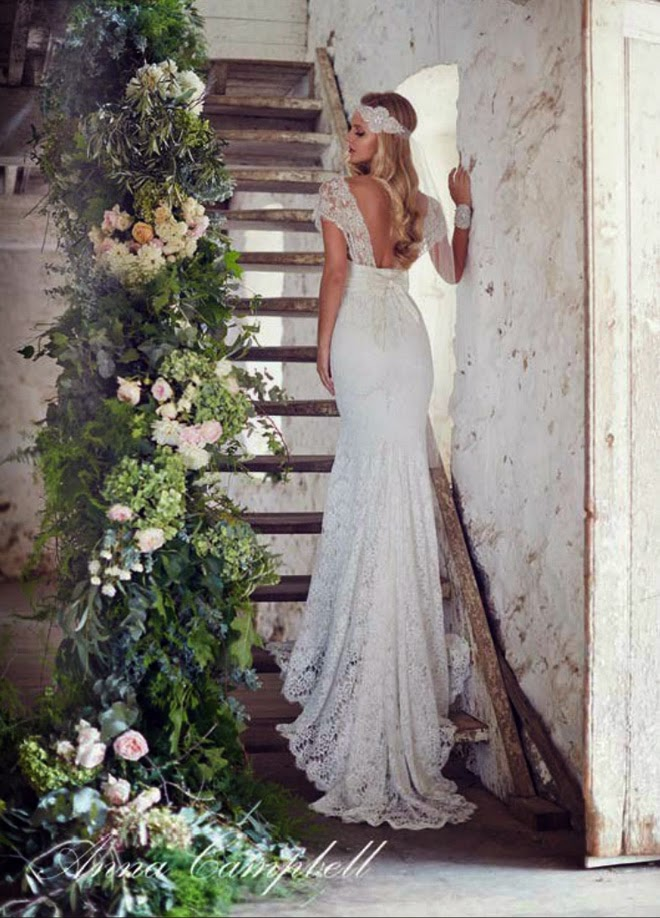 Wedding Gowns Outlet 25 Vintage Please contact Anna Campbell
