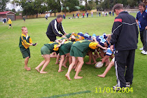 Barefoot South Africa Rugby