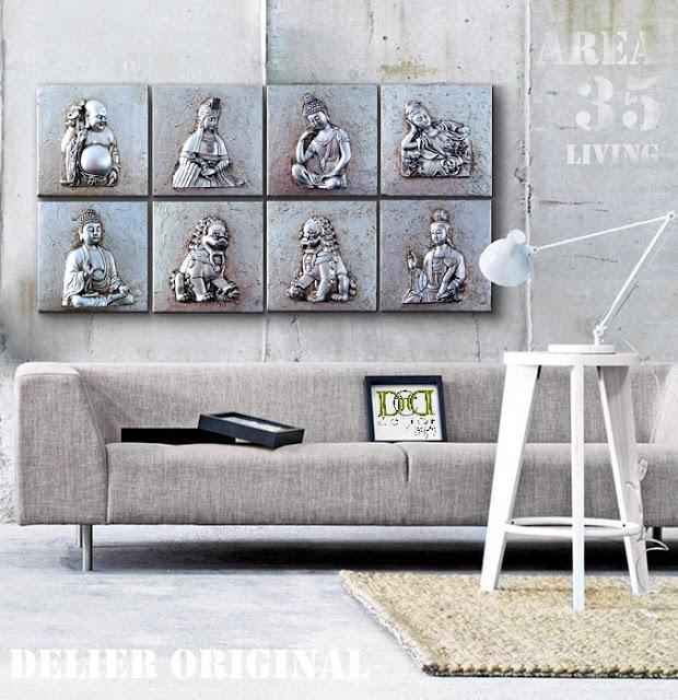 tienda online cuadros sofas, cuadros zen