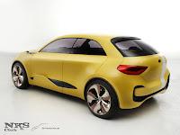 KIA revela un Compacto de 4 puertas llamado CUB