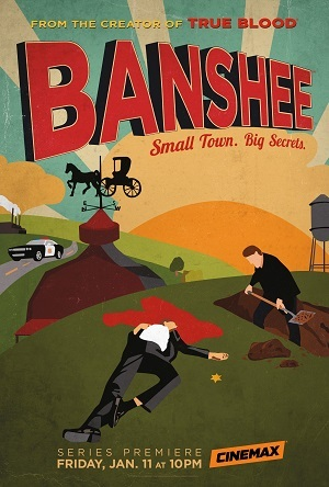 Banshee - Todas as Temporadas Completas Torrent Download