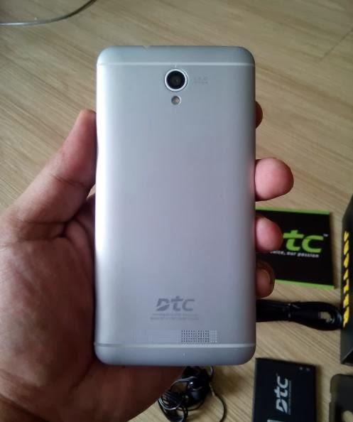 DTC Mobile GT17 Jupiter Back