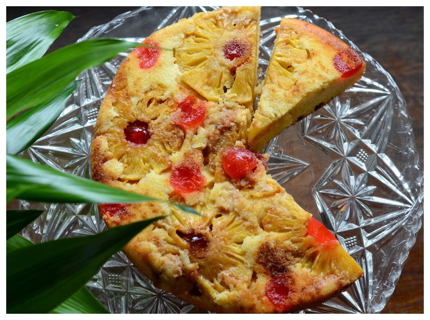 Improve Pineapple Upside Down Cake