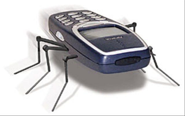 Cell Phone Bug