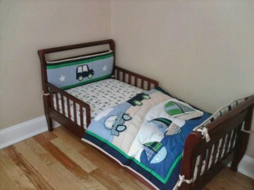 todler bed