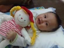Arissa 3 - 4 months