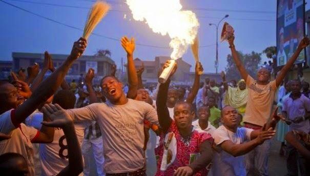 buhari victory nigeria