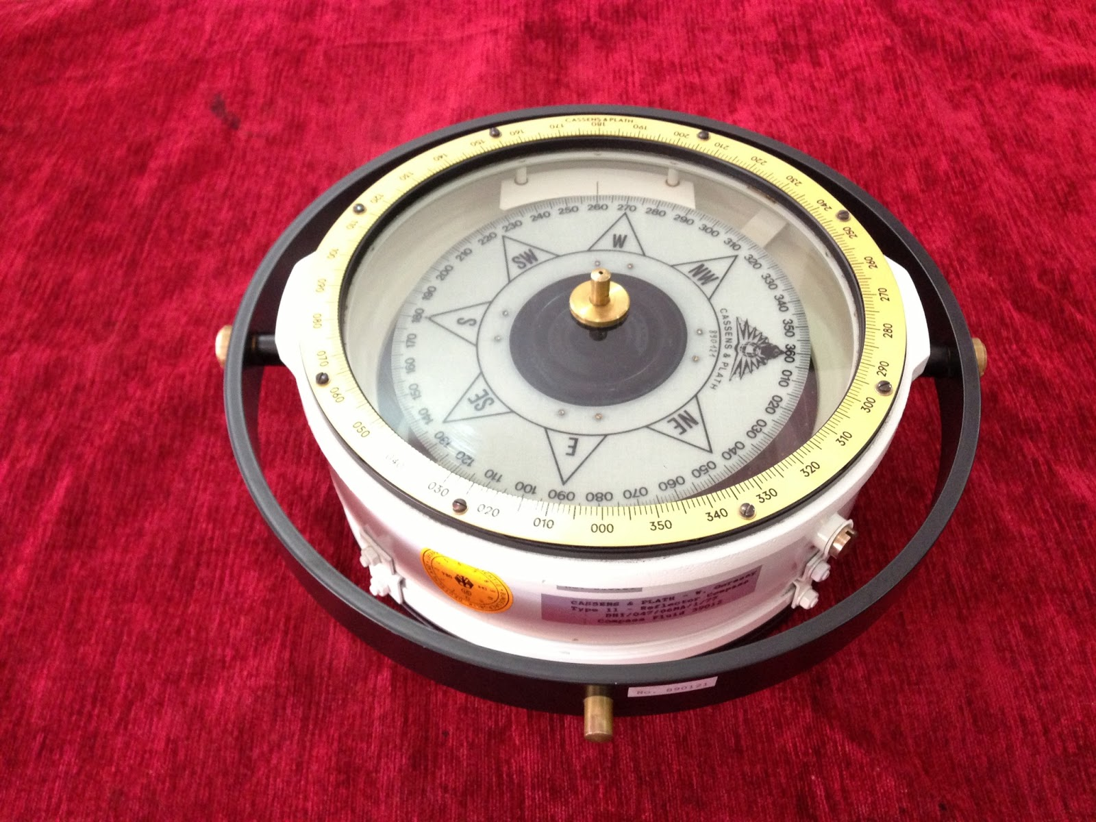 Plath Gmbh shayona electronics cassen plath gmbh type 11 compass made in w