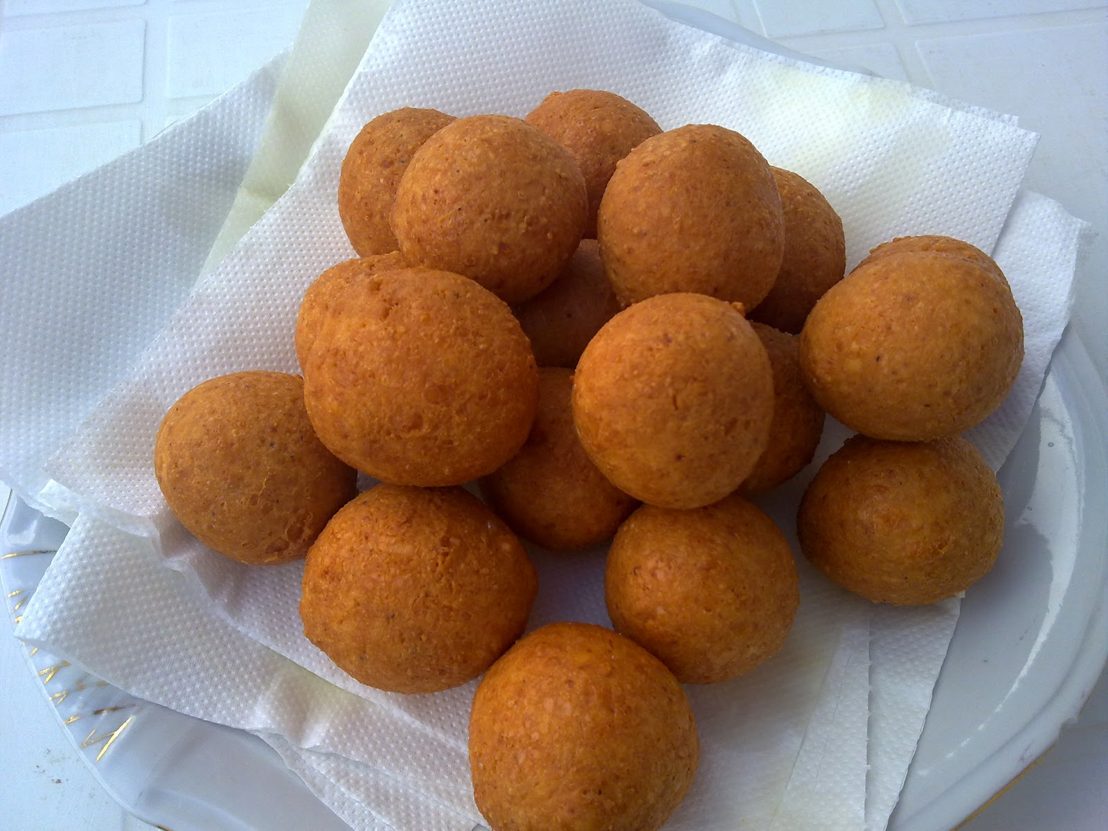 Cheese croquettes, Mediterranean Diet, Athens Recipe,