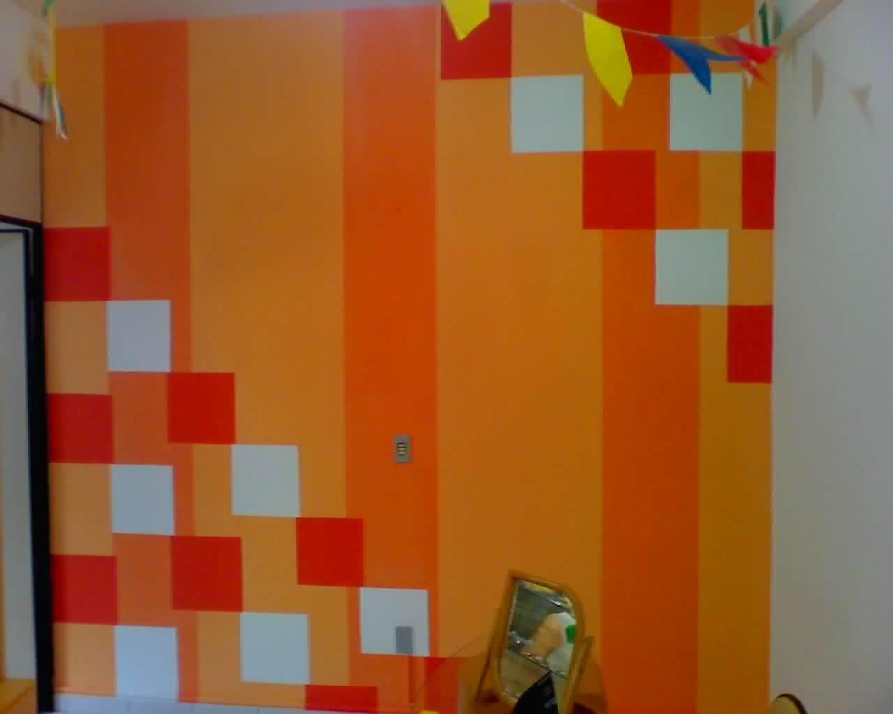 Adriano j p pinturas resid ncias e letreiros pintura de - Pinturas de paredes ...