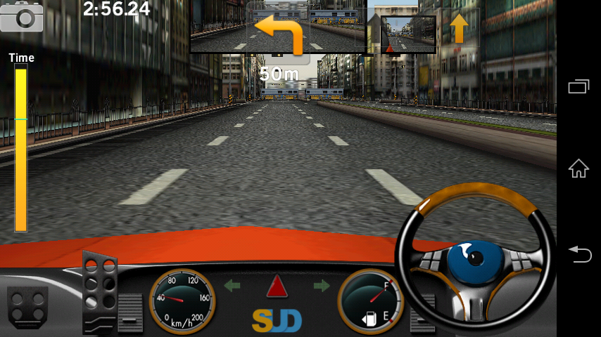 how to play dr driving game