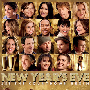 Have you seen the Warner Bros. movie, New Year's Eve yet?