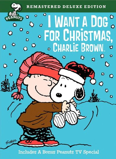 Peanuts: I Want a Dog for Christmas, Charlie Brown – Latino