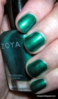 Swatch of Zoya Giovanna
