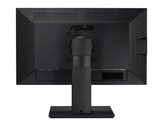 ASUS PA238Q IPS Monitor Back