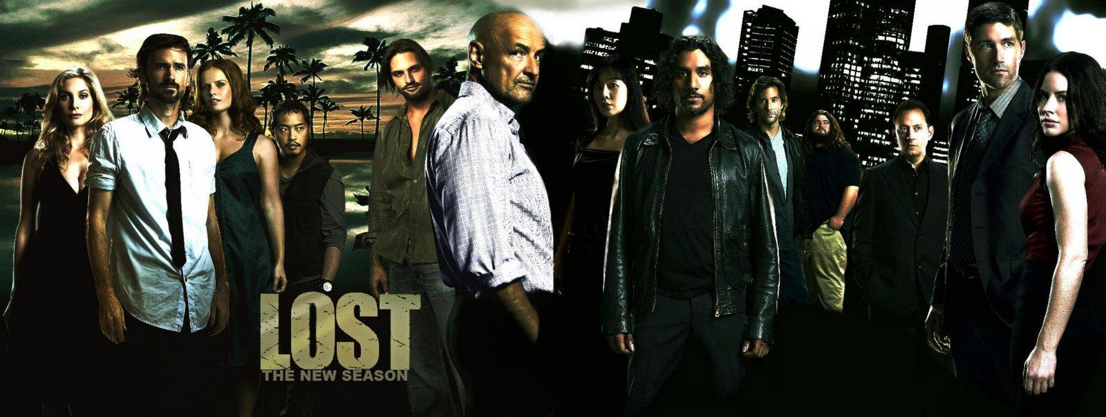 Trọn Bộ Mất Tích - Lost Season 1,2,3,4,5,6 (2004 - 2011)