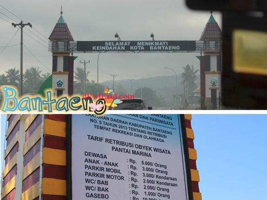 HTM Pantai marina bantaeng, dewiezul.com