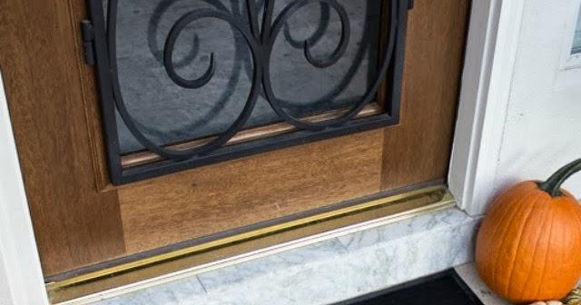 Halloween Door Mat | Design Improvised