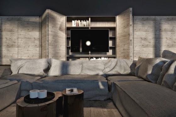 Heteruf designs casa industrial con un dise o llevado al for Diseno de interiores que hace