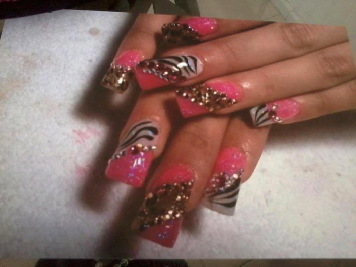 Diseños de uñas, Uñas acrilicas | MiZancudito.com