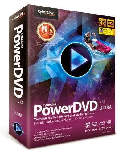 CyberLink PowerDVD 13.0.4324.58 Ultra download