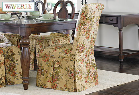 Sure Fit Slipcovers Introducing Bridgewater Floral