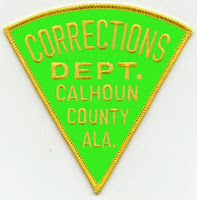 Shoulder Patch that reads Corrections