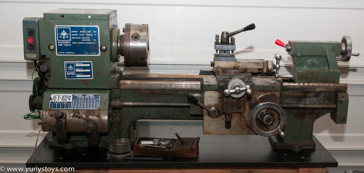 My New 30year Old Jet 1024 Lathe – Jet Lathe Wiring-diagram