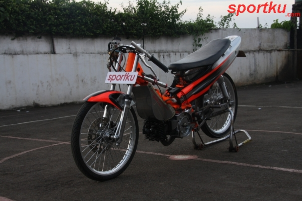 Modif Trail Yamaha Force One