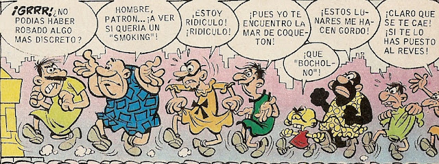 mortadelo y filemon contra el gang del chicharron
