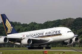 14 Cedera Pesawat Singapore Airlines
