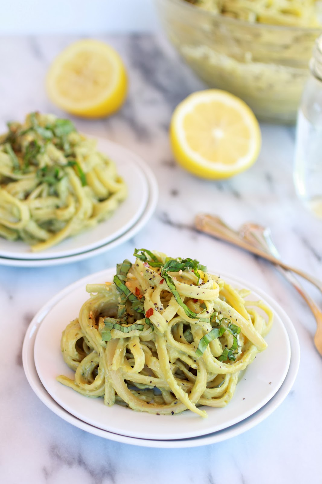 Daily Dish Recipe} Creamy Avocado Pasta | Daily Dish Magazine ...