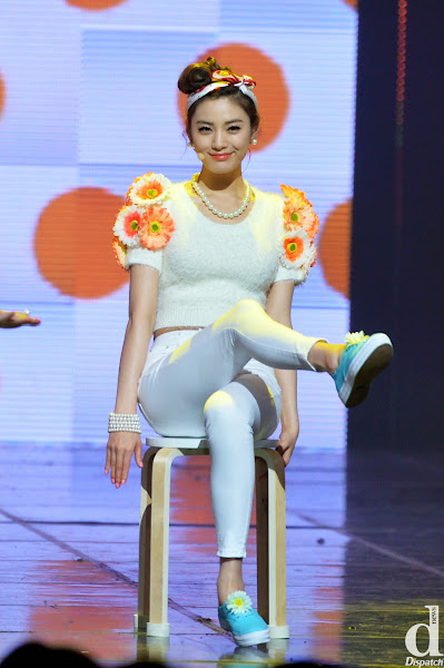 Orange Caramel Nana So Sorry Live M! Countdown 140313