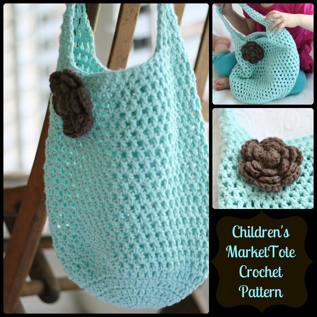Tote Bag Pattern: Free Crochet Tote Bag Patterns