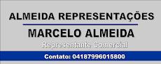Almeida representações e Marcelo Almeida