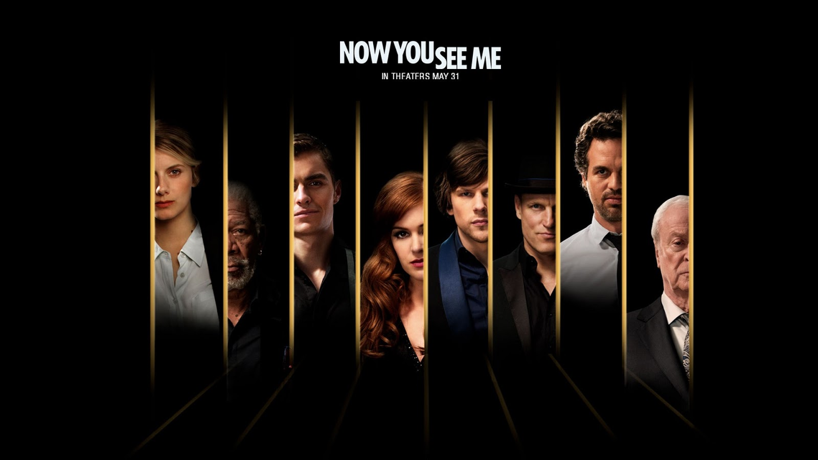 Hollywood Movies Now You See Me 2013
