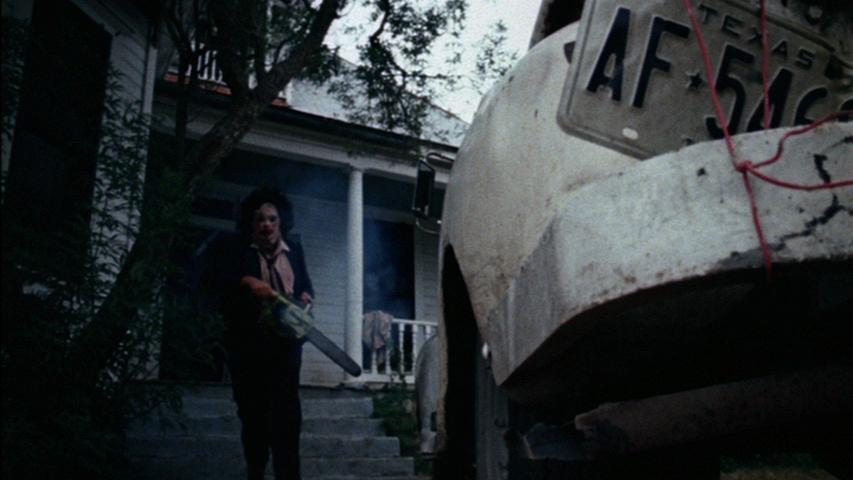 Texas Chainsaw Massacre 1974 House